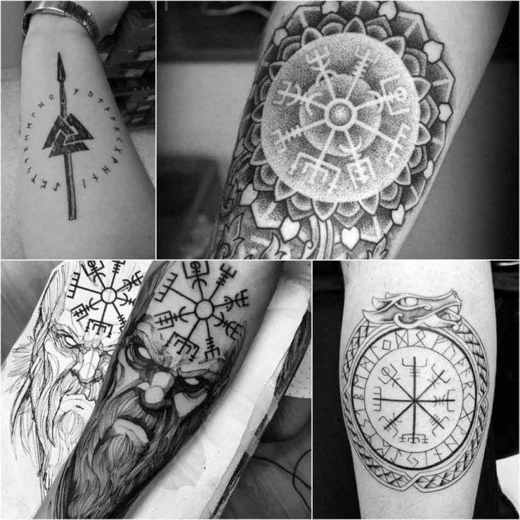 Viking Tattoos Ideas Scandinavian Tattoos Ideas For Men And Women Scandinavian Tattoo Viking Tattoo Sleeve Traditional Viking Tattoos