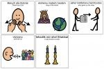 Shabbat Candle Blessing with Mayer - Johnson Picture Symbols Use to make Shabbat prayer books or file folder activities.