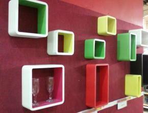 Rak dinding, rak tempel, rak gantung, Rak buku, rak minimalis wall shelf