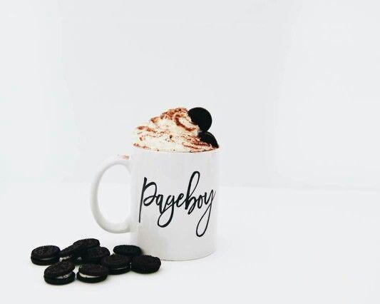 Page boy - mug www.journeysbylynnekooij.com.au