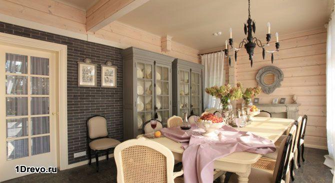Картинки по запросу интерьер в классическом стиле летний домик для отдыха