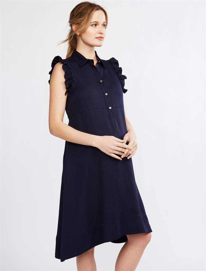 af7b7c39f5746 Pietro Brunelli Margherita Maternity Dress | Maternity Clothes in ...