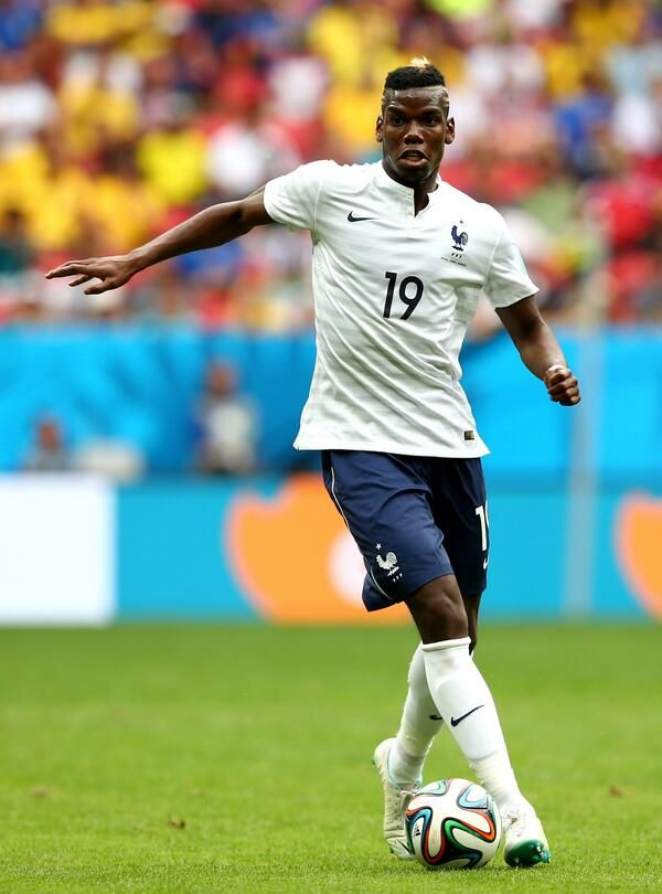La tête de Paul Pogba France 1-0 Nigeria (vidéo)  - http://www.actusports.fr/109766/la-tete-de-paul-pogba-france-1-0-nigeria-video/