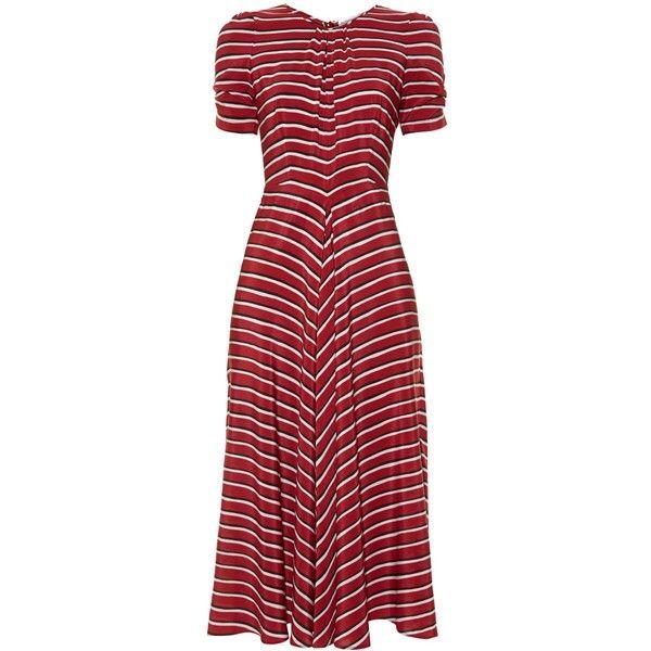 78 best ideas about Red Silk Dress on Pinterest - Sexy heels- Red ...