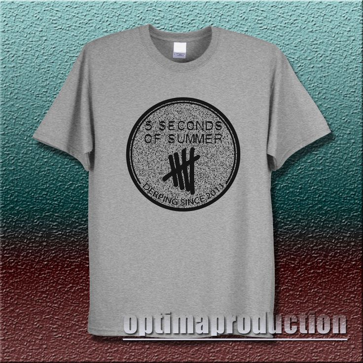5 sos logo derping since 2011 5 second of summers shirt tshirt clothing tour  #Unbranded #BasicTee #printingshirt printed shirt singer band world tour concert outfit of the day ootd