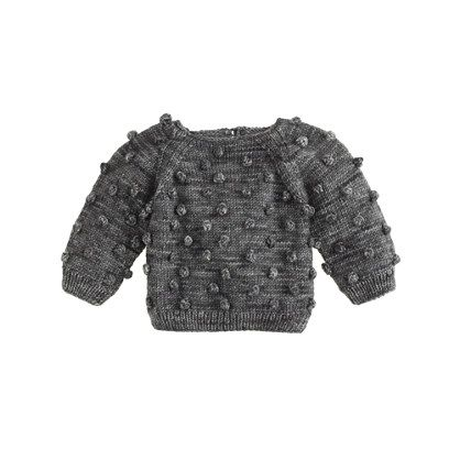 J.Crew - Baby Misha and Puff™ popcorn sweater
