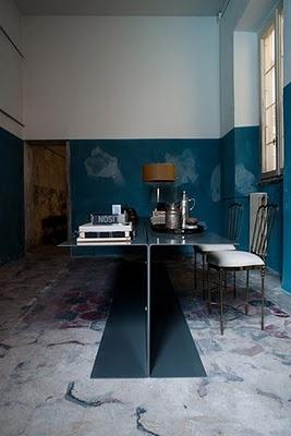 Le Stanze di Dimore by Emiliano Saci and Britt Moran. Photos: emmanuelle javelle