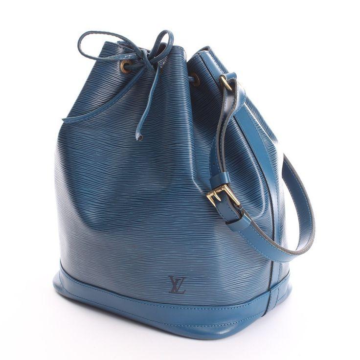 Handtasche Louis Vuitton Blau
