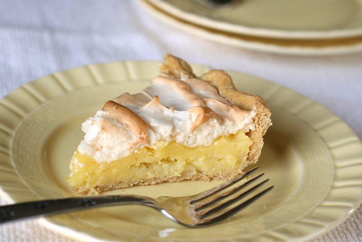 Pineapple Pie: Desert Recipe, Cream Pies, Pies Crusts, Pies Recipe, Inez Pineapple, Pie Recipes, Meringue Pies, Pineapple Pies, Grandma Inez