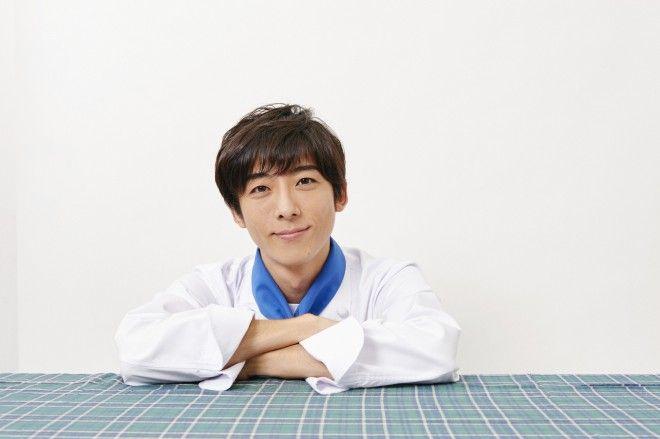 高橋一生 ドラマ『グ・ラ・メ!~総理の料理番~』