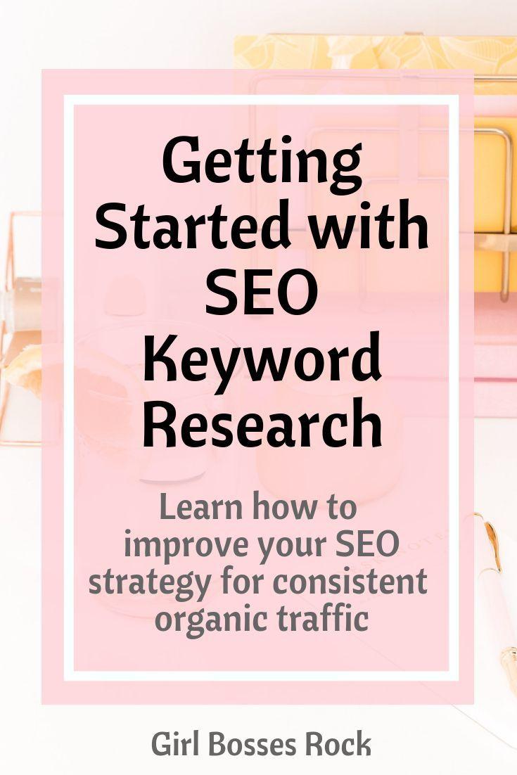 Erfahren Sie, wo Sie mit der SEO-Keyword-Recherche beginnen und wie Sie Ihre SEO verbessern können …