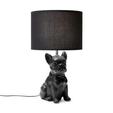 Lampa bulldog