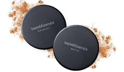 Bare Minerals- I would definitely reccomend this!  Goes on light and looks natural, lasts all day.    Make sure to use both the foundation and the mineral veil.  There is a mineral veil with a little sparkle that looks amazing!  Their bronzers and blushes are nice too, but be careful, a little goes a long way!: Bare Minerals I, Bare Minerals Powder, Bare Minerals Foundation, Kids Faces, Awesome Pin, Bare Minerals Love, Contouring Makeup, Bare Minerals Makeup