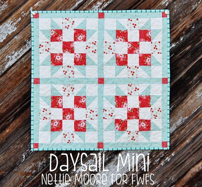 Daysail Mini (Fort Worth Fabric Studio)