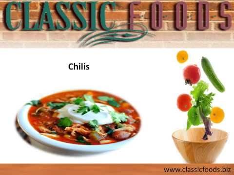 Classic Foods, a Fort Worth based food manufacturer offers a wide range of concession foods to the customers in Texas. The concession food items provided by the company include chilis, soups, sauces, quesos, etc. To order items from Classic Foods, visit : http://www.classicfoods.biz