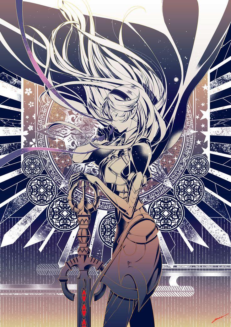Fire Emblem Fates - Corrin (F) art