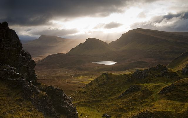 The Quiraing by Kenny Muir, via Flickr