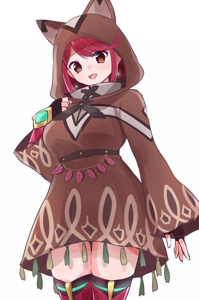 hood pyra only gamer things pinterest xenoblade chronicles