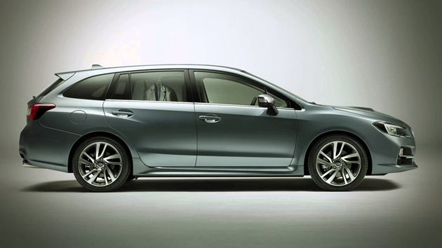 2020 Subaru Levorg Rumors