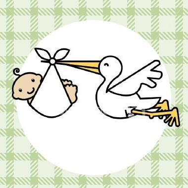Expecting A Baby Clipart Free Stork Baby...
