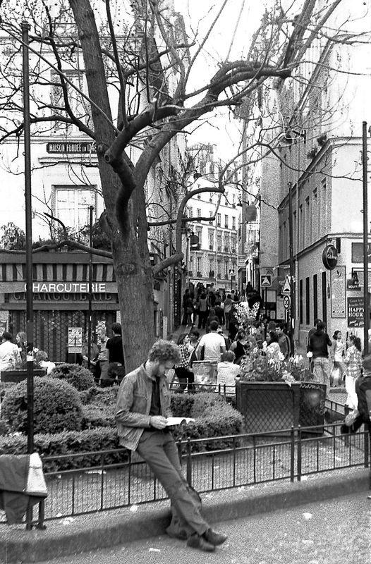 Quartier Latin, Paris 5eme. Probably my favorite arrondissement in Paris.