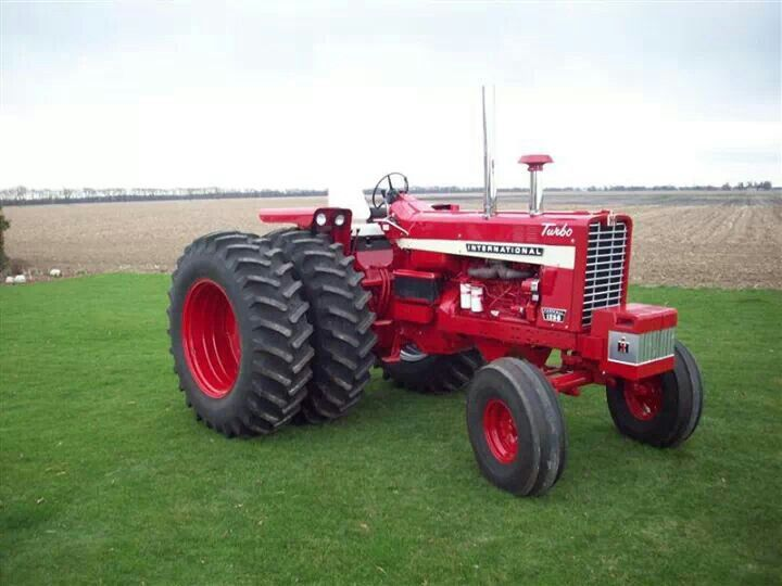 Ih 1456 Tractor : Best images about international harvester pictures on