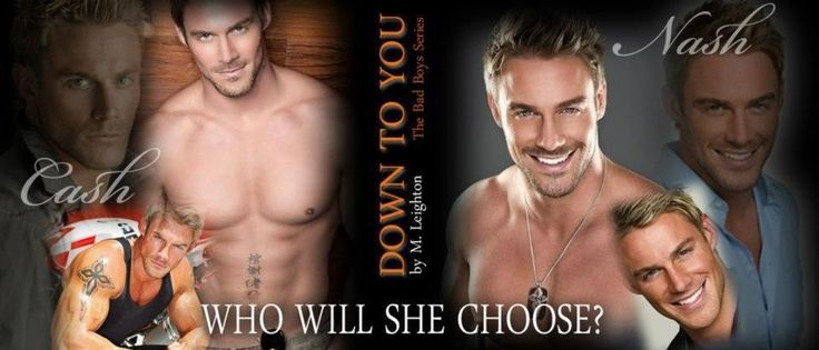 The Bad Boys Series by M. Leighton