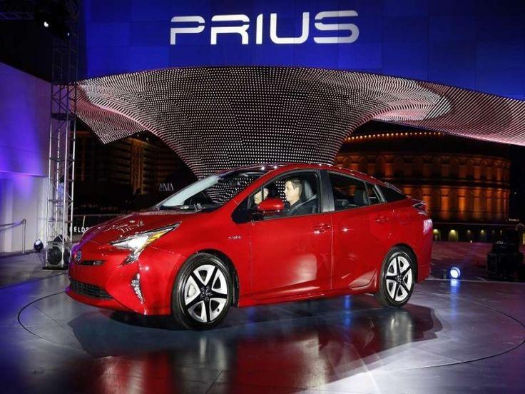 New Prius Hybrid: Toyota Reveals Details