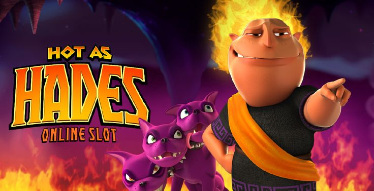 Play Hot as Hades Online Slot at Euro Palace Casino in July - www.europalace-casino.com
