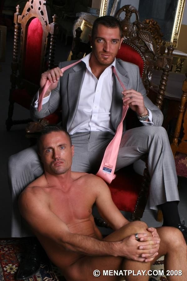 Sexy Suited Men