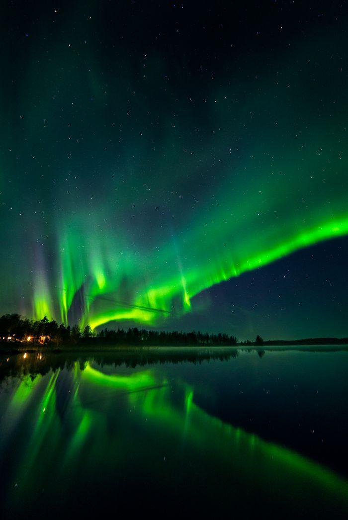 Polvijärvi Finland by Salla Seeslahti