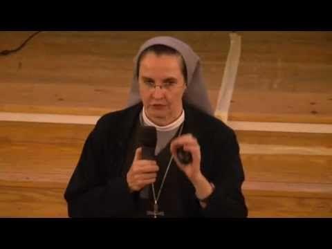 Sor Montserrat del Pozo.Debemos concienciar a las familias. Es una conferencia muy recomendable para escuchar.#inteligenciasmultiples #videoteoría