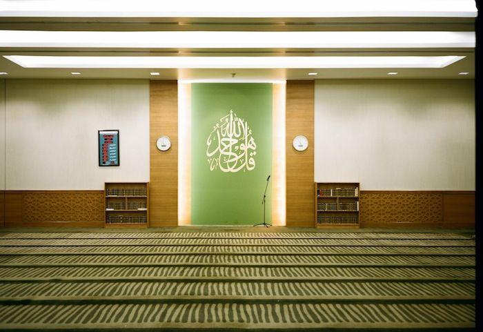 The Culturist - Home - Prayer Rooms by Ammar AlAttar