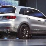 Luxury Acura RDX Live Show Pictures