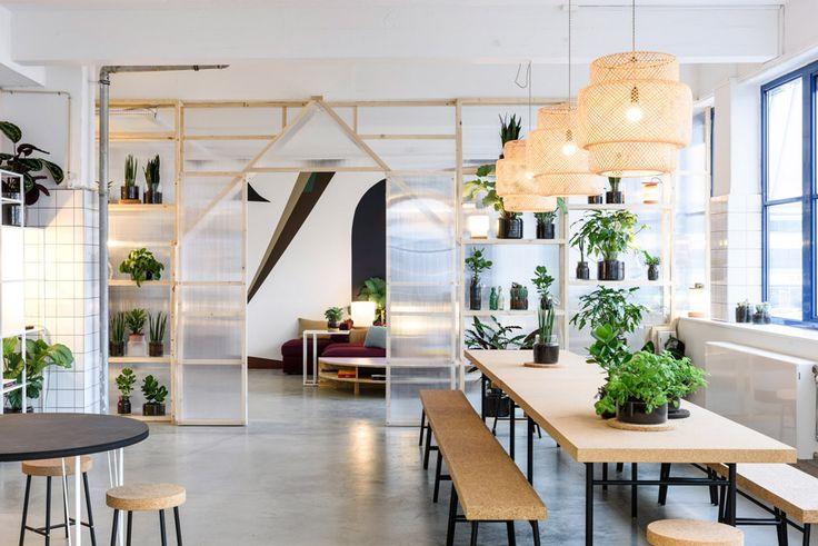 Space10 – Le nouveau pôle de recherche et d'exposition d'IKEA