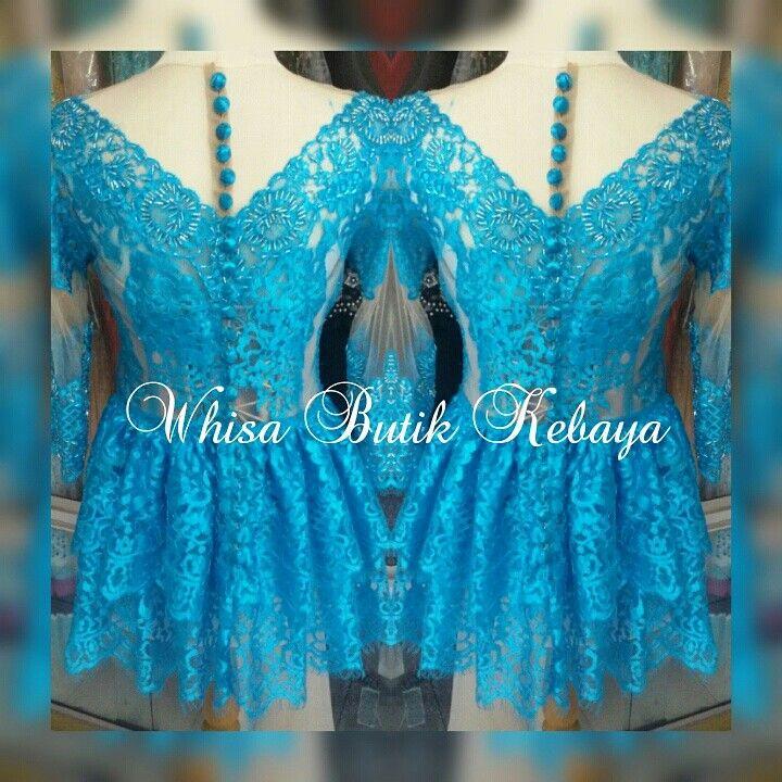 Bridesmaid colour kebaya...