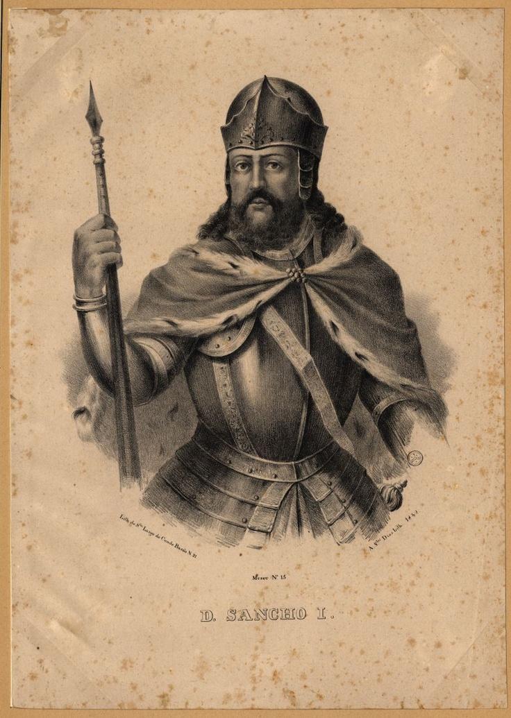 D. Sancho I de Portugal (Coimbra, 11 de Novembro de 1154 - Coimbra, 26 de Março de 1211), cognominado o Povoador (pelo estímulo com que apadrinhou o povoamento dos territórios do país - destacando-se a fundação da cidade da Guarda, em 1199, e a atribuição de cartas de foral na Beira e em Trás-os-Montes: Gouveia (1186), Covilhã (1186), Viseu (1187), Bragança (1187), etc., povoando assim áreas remotas do reino, em particular com imigrantes da Flandres e Borgonha.