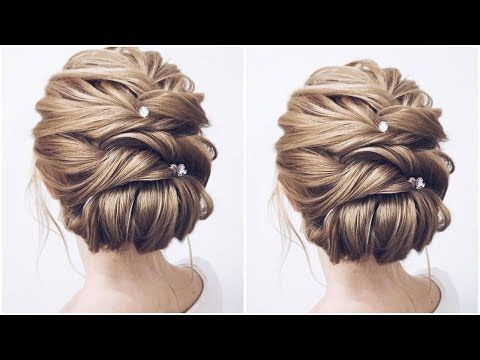 Easy Elegant Updos For Thin Hair - Easy Prom Hairstyles For Short Hair | Hairsty...