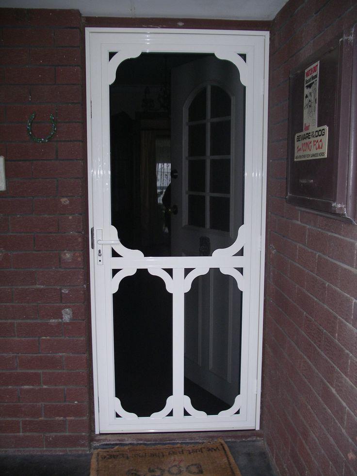 Decorative Security Screen Doors 113 best front door images on pinterest | front doors, doors and