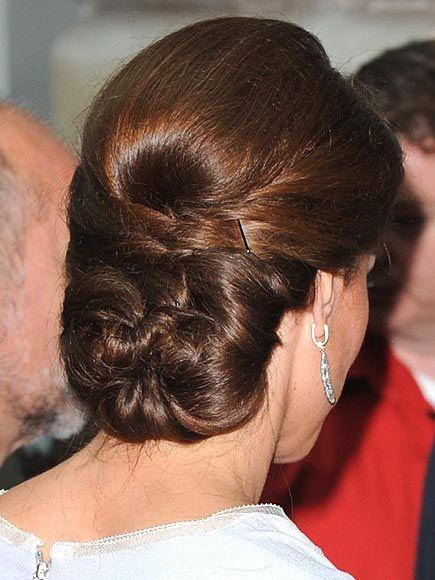 Kate Middleton    Wedding Hair?!