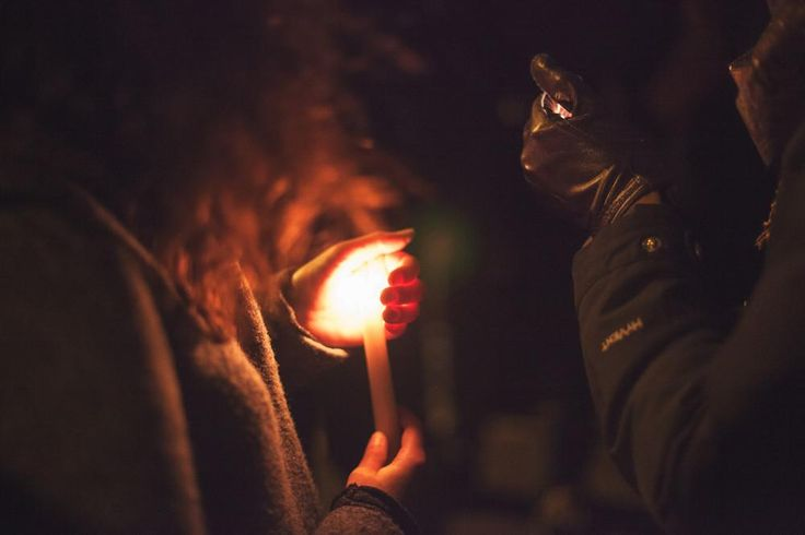 #sayhername: Photos from the Vigil For Sarah Reed at HM Holloway Prison | VICE | United Kingdom