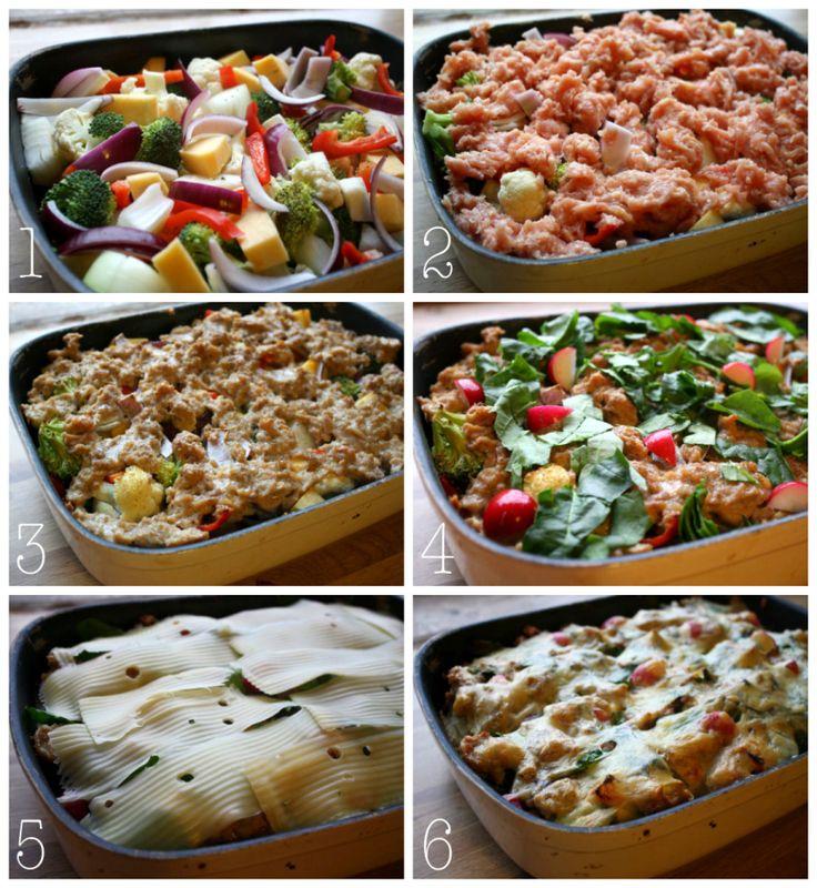 Hvordan bruke opp kjøttrester fra fryseren eller krønsaker fra kjøleskapet