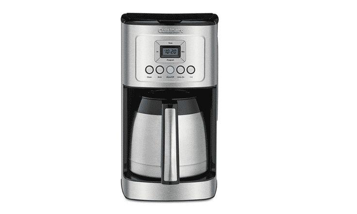 Cuisinart DCC-3400 #coffee #coffeetime #coffeetable #coffeeshop #coffeeaddict