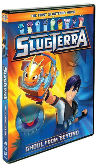 Slugterra: Goul From Beyond