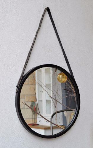 Las 25 mejores ideas sobre espejos redondos en pinterest for Espejo redondo blanco
