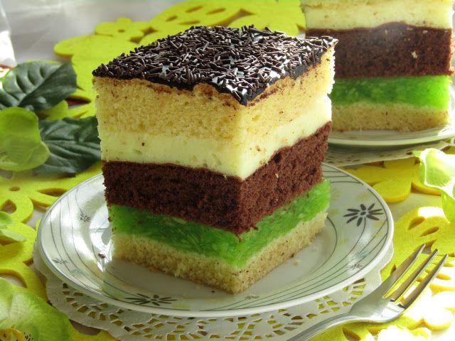 Tradycyjna kuchnia Kasi: Ciasto Tajemniczy Ogród