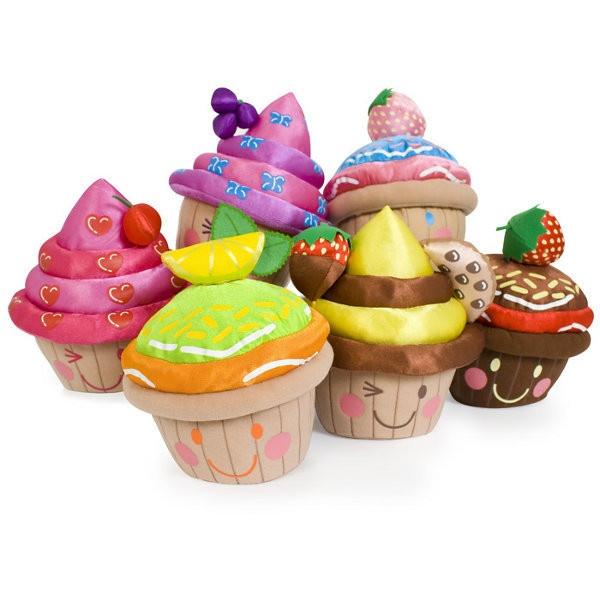 Peluches Cupcakes
