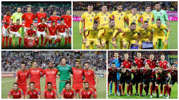 Eurocopa Francia 2016: las selecciones que quieren hacer historia. June 01, 2016.