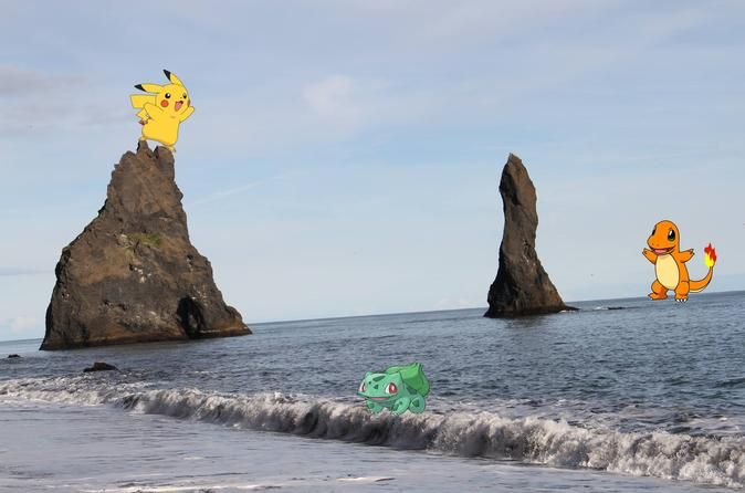 Private Pokémon GO Hunting Tour from Reykjavik Search for and collect Pokémon in Iceland on this private tour. Personally select the destinations you want to visit and enjoy the stunning natural surroundings, fascinating glaciers, rocks, waterfalls and beaches all while playing Pokémon GO! This is an unforgettable adventure: a Pokémon GO day tour where you get to decide the destination of the tour. Preparations can also be made by the local guides in an expeditious manner, so...