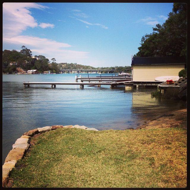Gungah Bay Waterfront Reserve. #Oatley #mcgrathstgeorge
